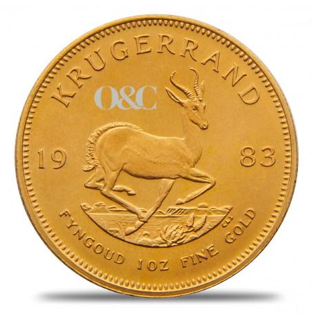 Achat pi ce de krugerrand or afrique du sud cpor - Bureau de change paris bourse ...
