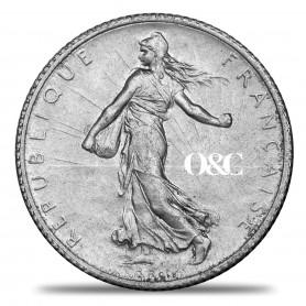 1 Franc Semeuse Avers