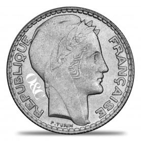 10 Francs Turin Avers