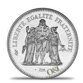 50 Francs Hercule Avers