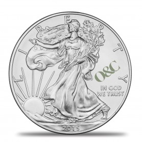 Once Argent Silver Eagle Avers