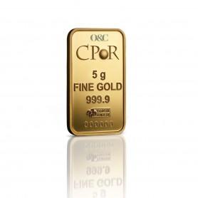 Lingotin CPoR 5 grammes