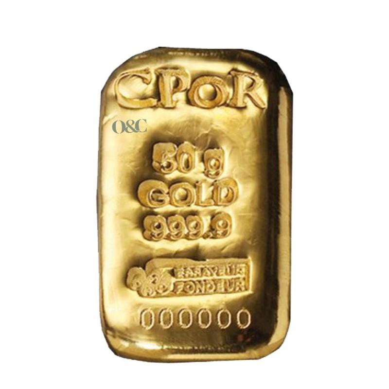 Achat lingotin or 50 grammes - Bureau de change paris bourse ...