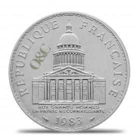 100 Francs Panthéon Avers