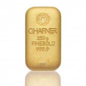 Lingotin Or 250g CHAFNER