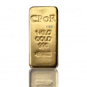 Lingot CPoR 1 kilo