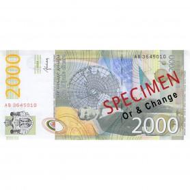 20 Francs Coq