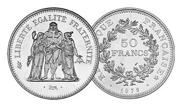 Monnaie Argent