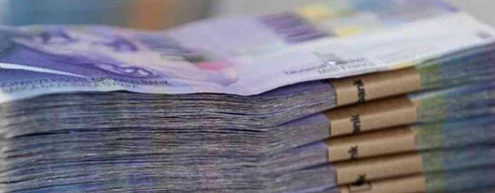 Vendez vos anciens billets de 1000 Francs Suisse