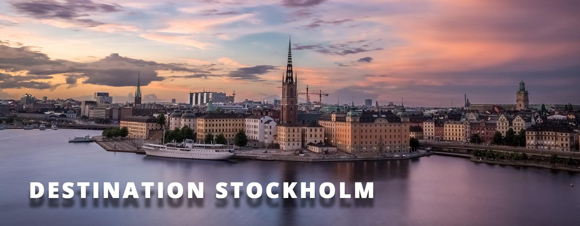 Visitez Stockholm