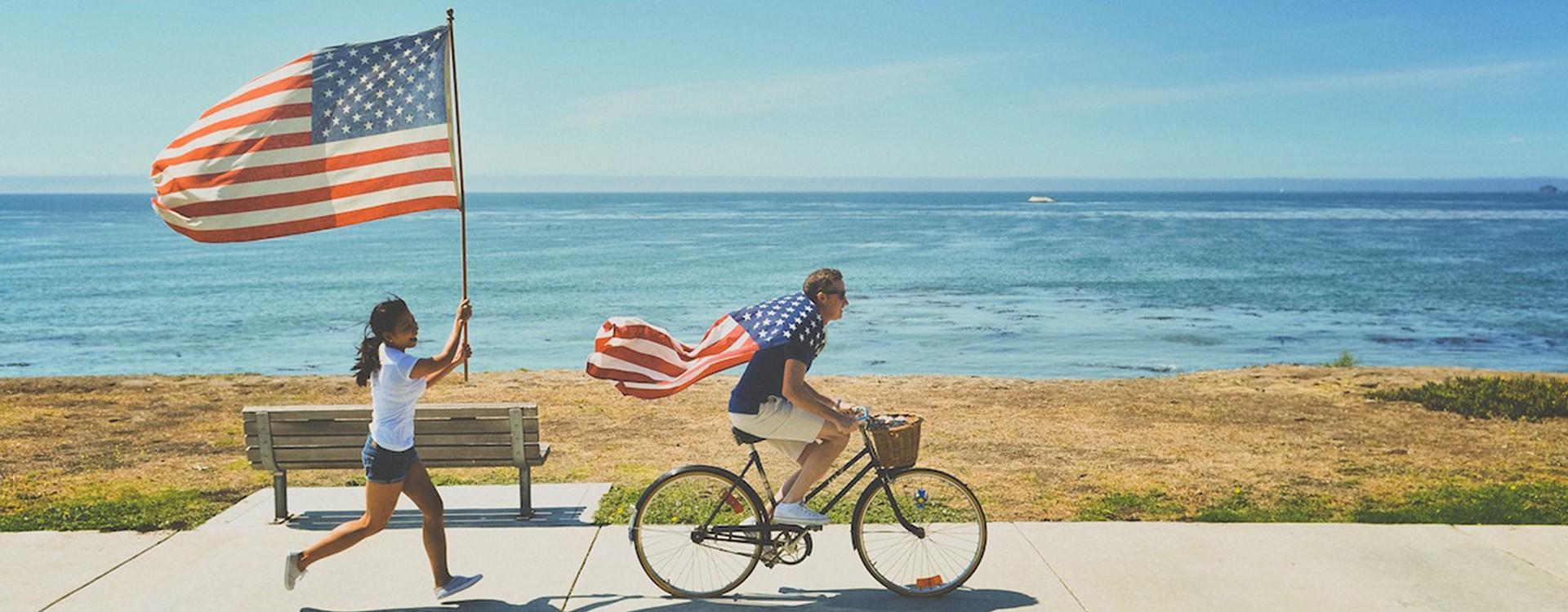 Les fêtes nationales aux Etats-Unis