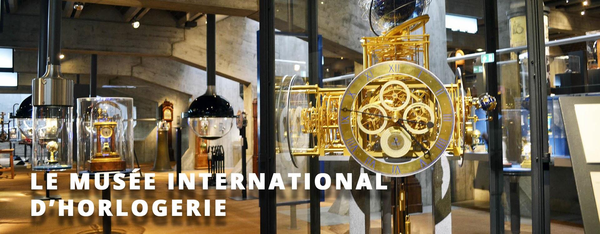 Le Musée International de l'Horlogerie