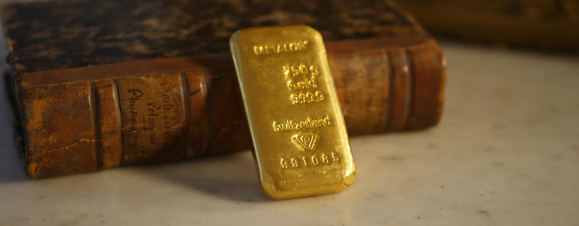 L'or, cette valeur refuge